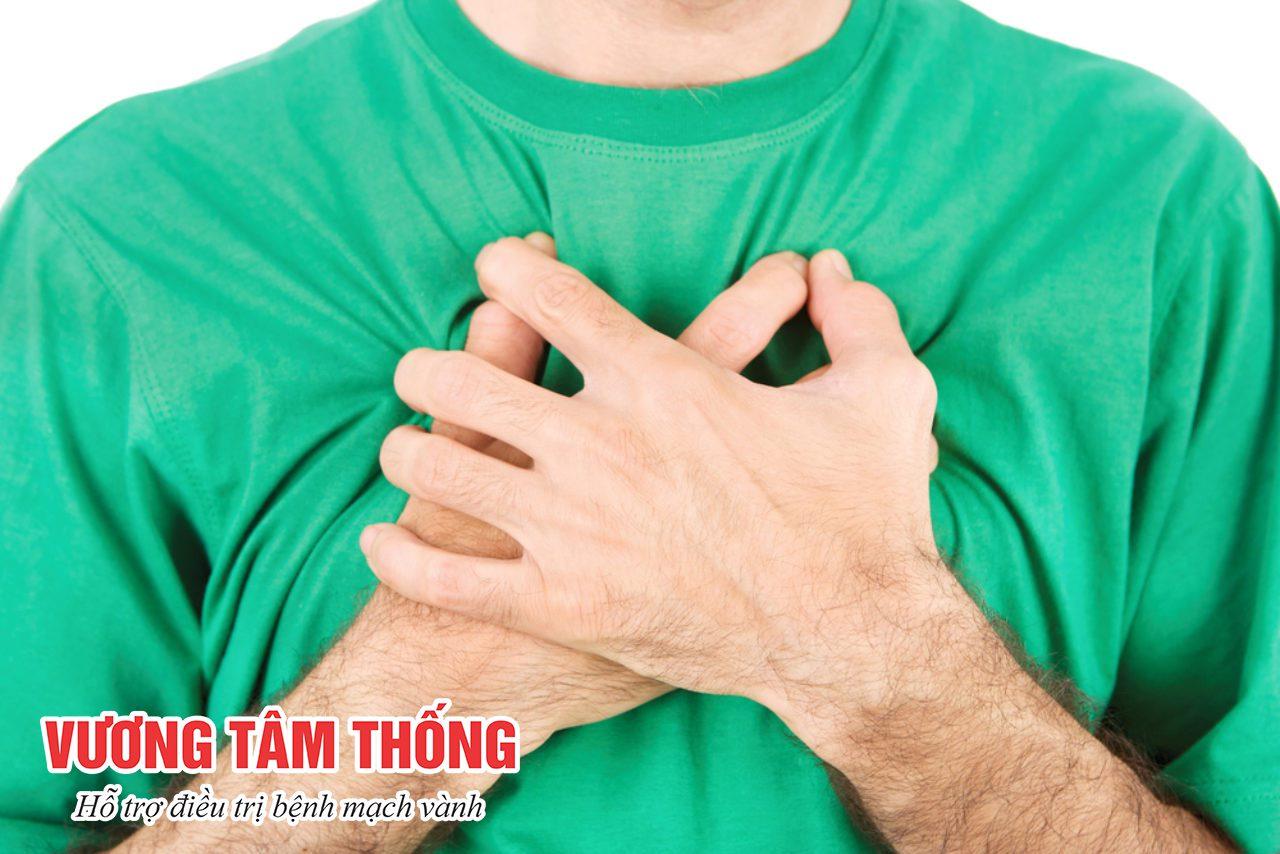 Đánh trống ngực – dấu hiệu điển hình của rối loạn nhịp tim